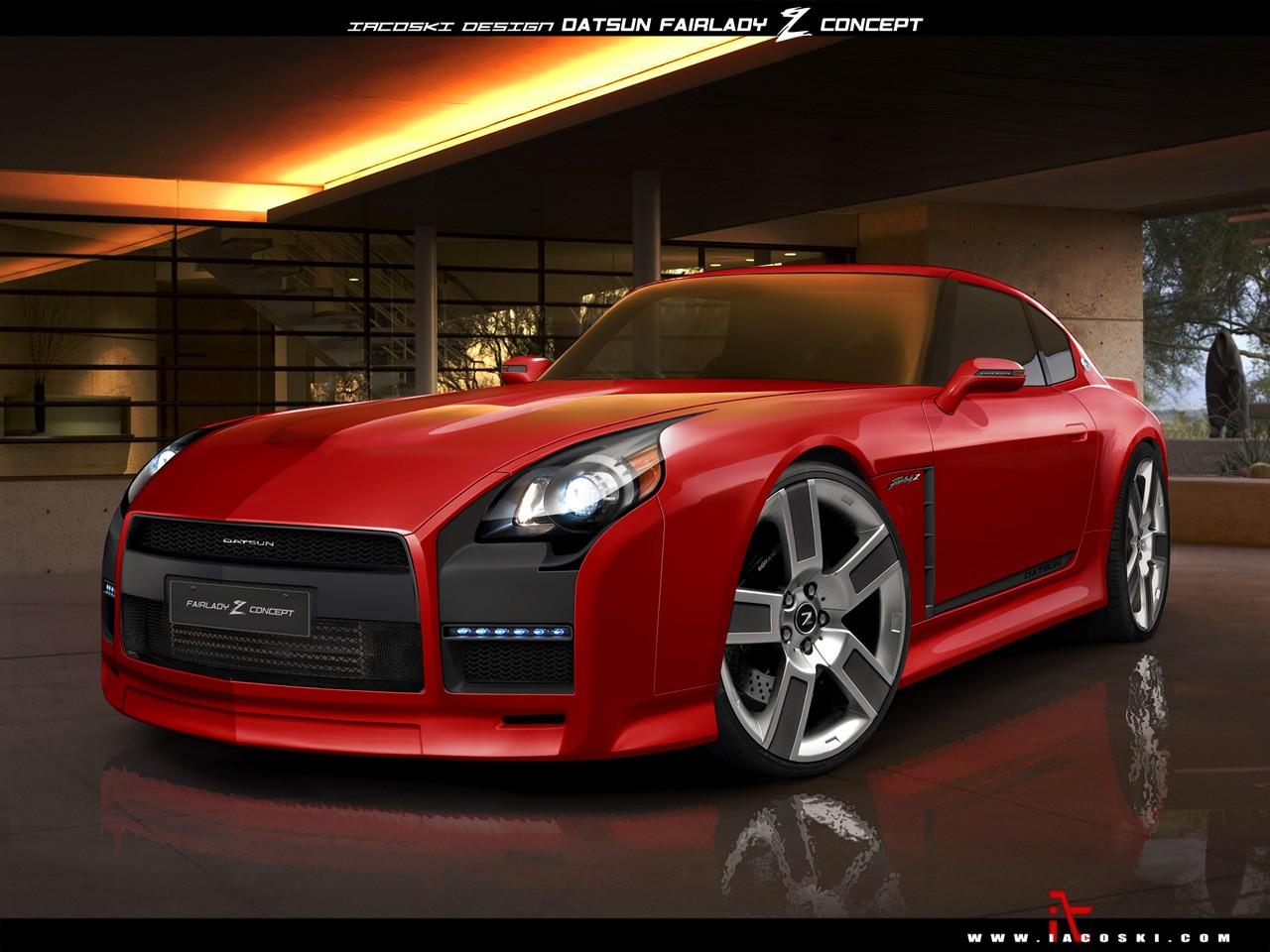 New 240sx concept