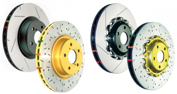 DBA 4000-5000 Series Rotors