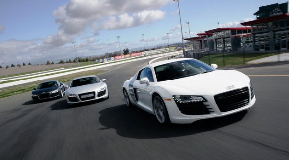 Audi R8 Expierence