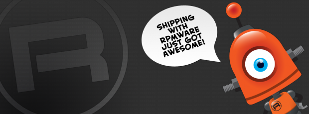 Shipping with RPMWare just got awesome