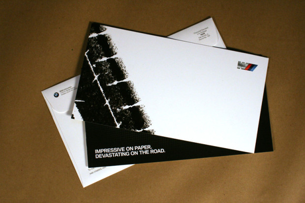 BMW M6 Direct Mail