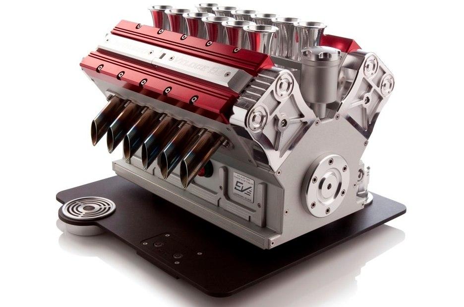 V12 ‹ Espresso Veloce