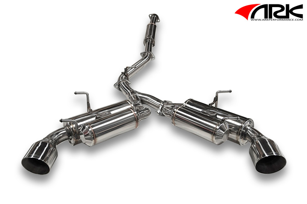 GRIP Exhaust - SM1202-0113G