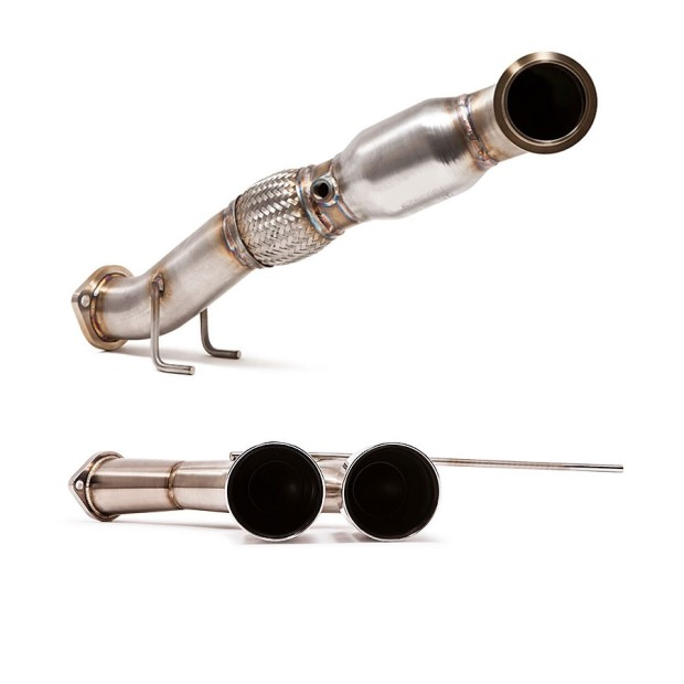 Ford Focus ST Cobb Tuning Turbo Back Exhaust