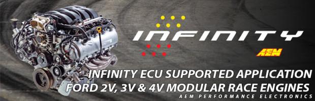 AEM Infinity Ford 2V 3V & 4V Modular Support