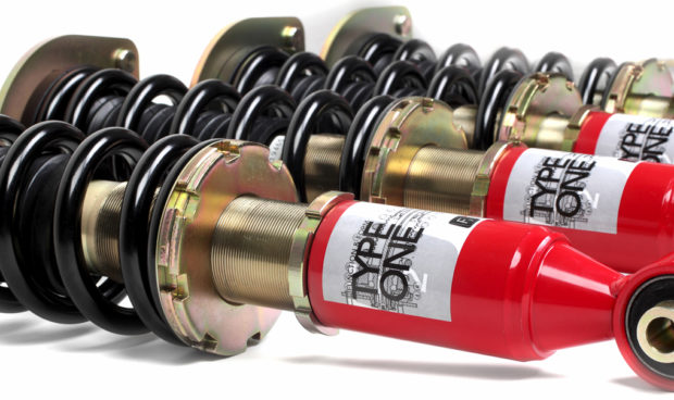 FF Type 1 Coilovers