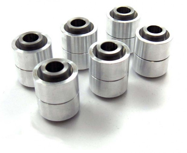 SPL FKS Rear Knuckle Monoball Bushings
