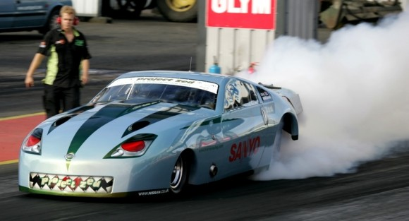 Nissan 350z Dragster Its Zed Baby Project Zed Rpmware